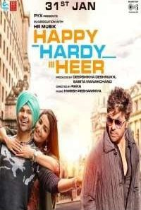 Download Happy Hardy And Heer (2020) Hindi Movie