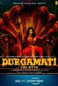 Download Durgamati: The Myth (2020) Hindi Movie