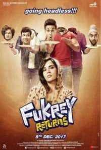 Download Fukrey Returns (2017) Hindi Movie