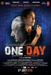 Download One Day: Justice Delivered (2019) Hindi Movie
