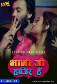 Download [18+] Bhabhiji Hajir Hai (2021) Hindi BoomMovies Short Film