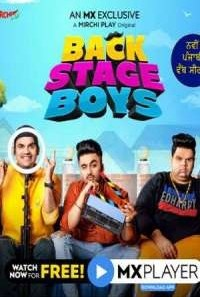 Download Backstage Boys (2021) S01 Hindi MX Player WEB Series