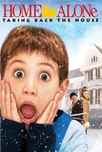 Download Home Alone 4: Taking Back the House (2002) Dual Audio {Hindi-English} Movie