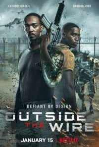 Download Outside the Wire (2021) Dual Audio {Hindi-English} Movie