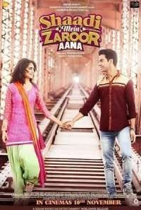 Download Shaadi Mein Zaroor Aana (2017) Hindi Movie