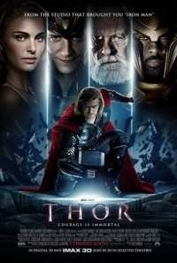 Download Thor (2011) Dual Audio {Hindi-English} Movie