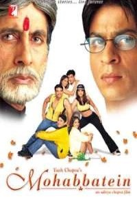 Download Mohabbatein (2000) Hindi Movie