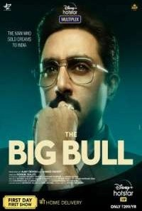 Download The Big Bull (2021) Hindi Movie