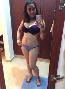 Sexy Indian girls ki Gandi selfie