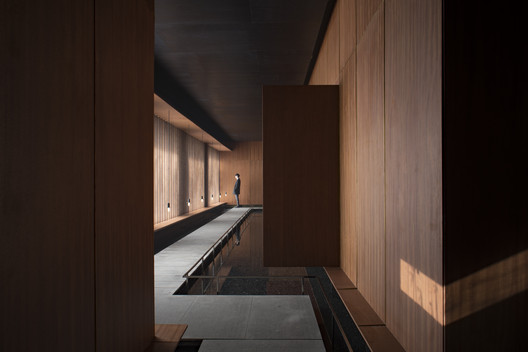 Meditation Hall / HIL Architects
