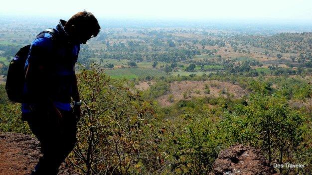 Hiking in Ananthagiri Vikarabad