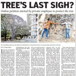 The Old Baobab Tree In News