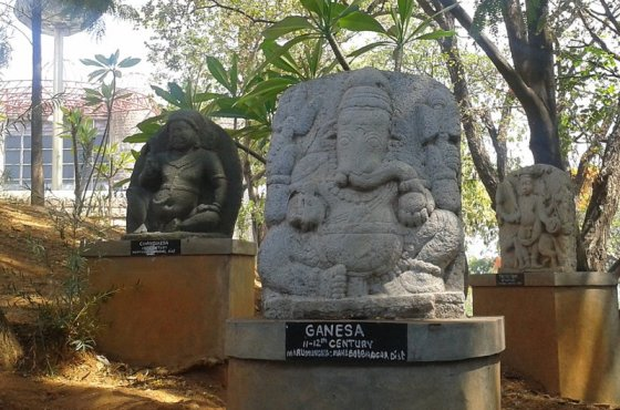 Ganesha Idol at Birla Science Museum and Planetarium (2)