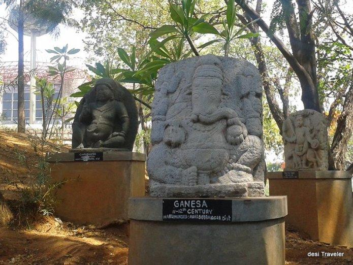Ganesha Idol at Birla Science Museum and Planetarium Hyderabad