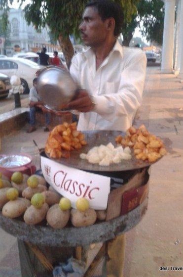 Famous Delhi Chaat