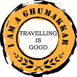 Ghumakkar Traveling is good