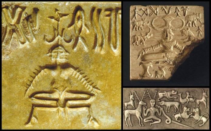 Adi Yogi Shiva Pasupatinath Indus Valley