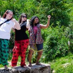 Travel Tuesday Picture: Mollywood dance in Tea Gardens of Munnar