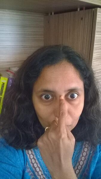 Travel Blogger Mridula Dwivedi