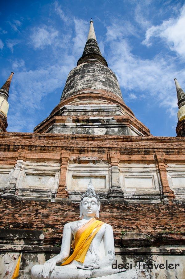 Wat Yai Chai Mongkol Temples of Ayutthaya