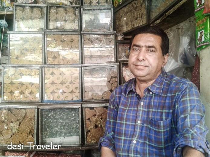 Sohan Halwa Mithai Shop Ajmer
