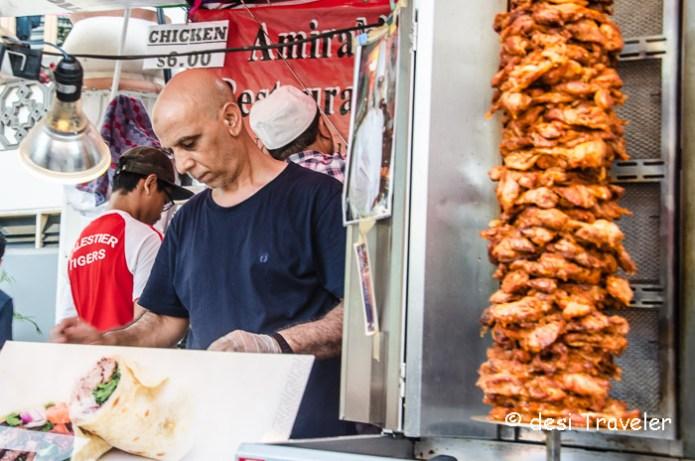 Doner Kebab In Singapore