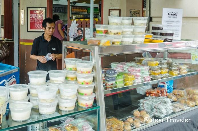 Ramadan Sweets in Singapore