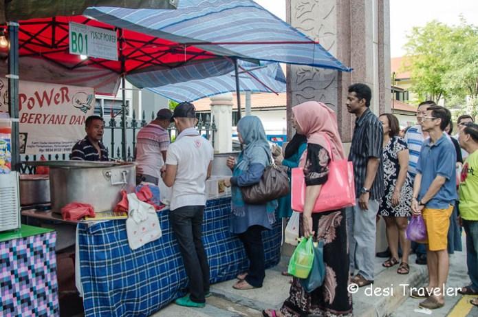 Yosof Power Biryani Ramadan Food Festival Singapore