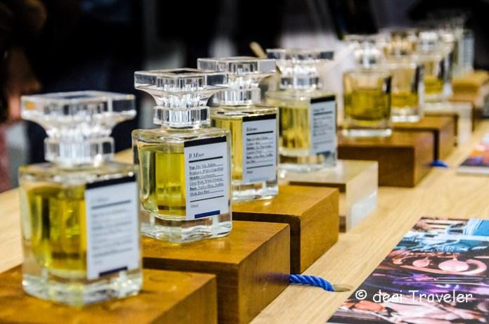 designer perfumes singapore by Gauri Garodia Code Deco