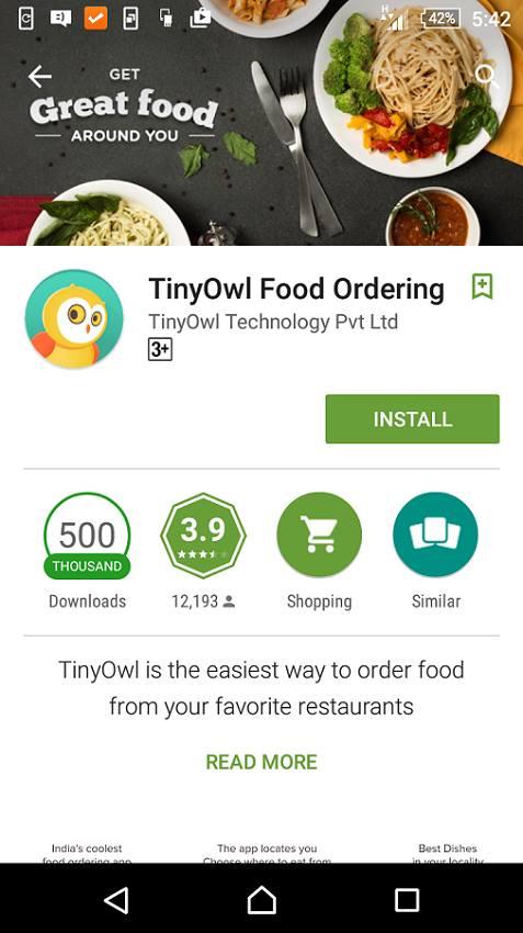 TinyOwl food ordering app (11)