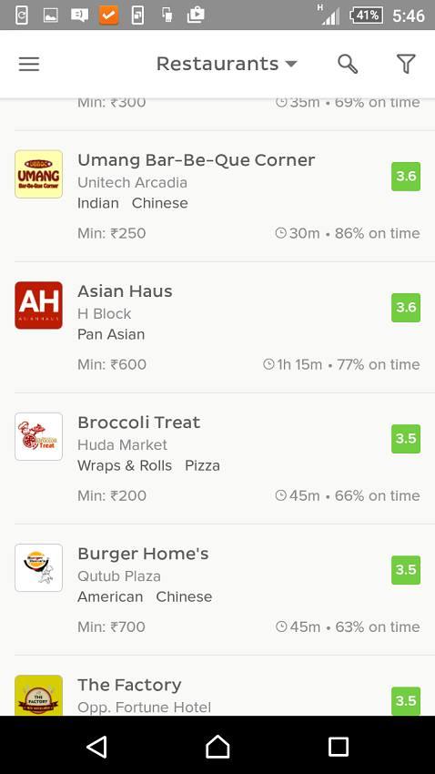 TinyOwl food ordering app (5)