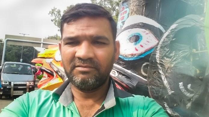 Selfie with Ravan