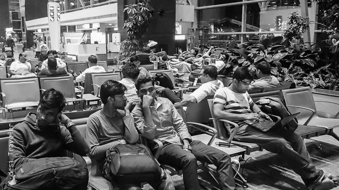 Bangalore Airport (2)