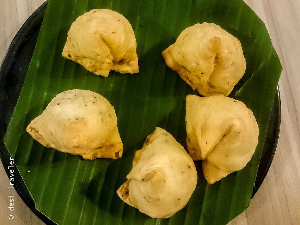 Vegetarian Food Singapore Airport