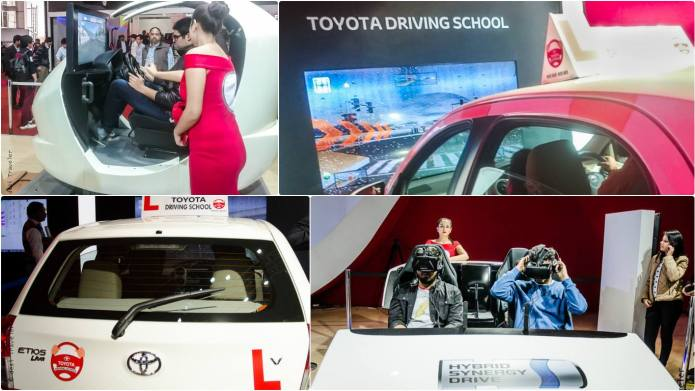Toyota School of driving