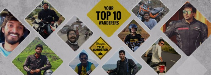 Top 10 Wanderers Wrangler India