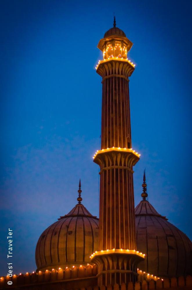 Jama Masjid Minar