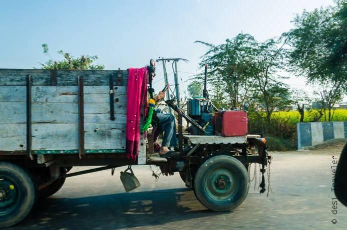 Jugaad Roadtrip Rajasthan Bharatpur