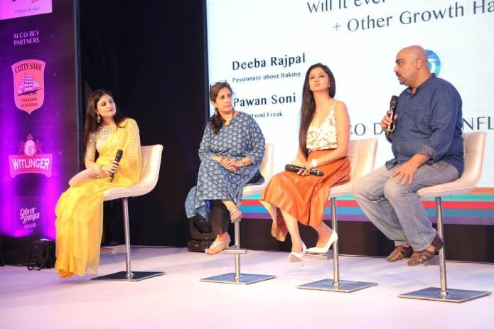 Expert bloggers at So Delhi Confluence with Lehar Sethi
