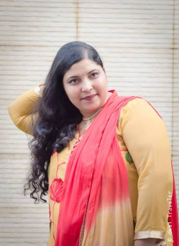 Gurgaon Home Chef Amita Garg