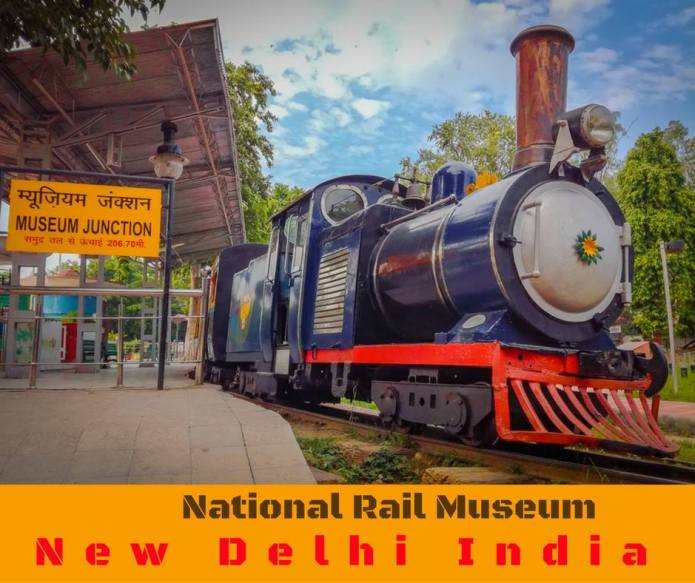 Image result for 6 national rail museum delhi