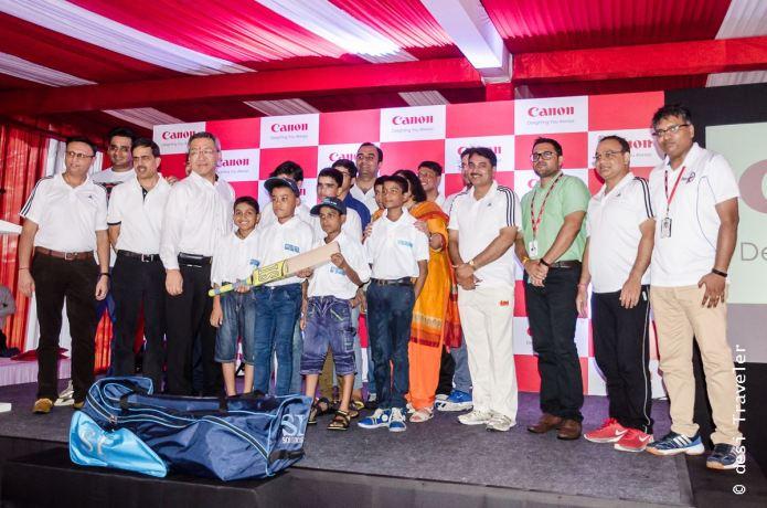 SOS Children's Village India Cricket Team