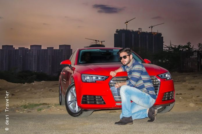 audi-a4 Audi Gurgaon