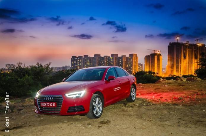 Audi A4 price gurgaon