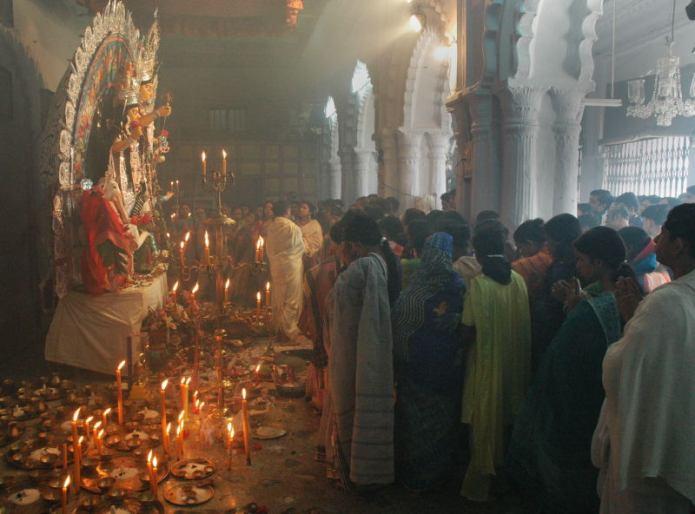 Barwari Durga Puja Kolkata