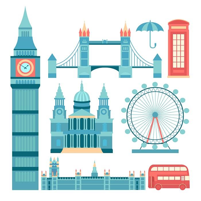 London iconic landmarks