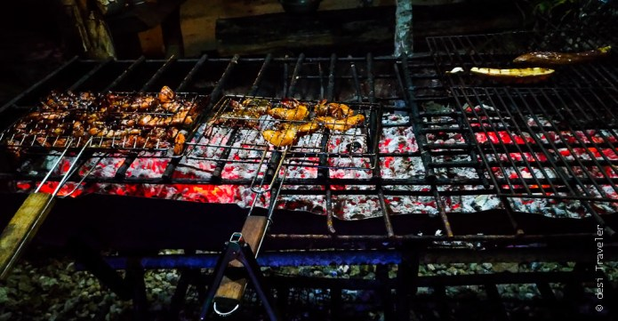 Seafood Barbecue Indonesia