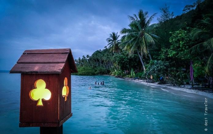 Beach Raja Ampat Indonesia