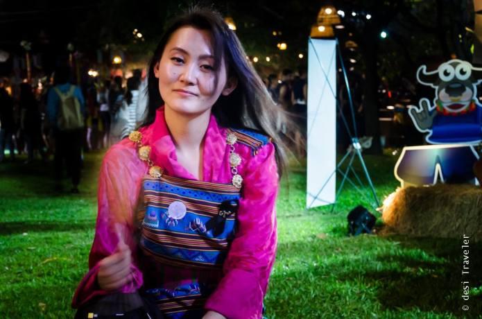 Pema Choden Tenzin Editor of Bhutan Women magazine