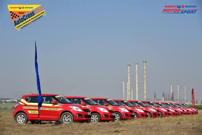 Maruti Suzuki Desert storm car rally